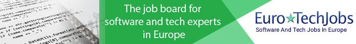 EuroTechJobs - Software and Tech Jobs in Europe